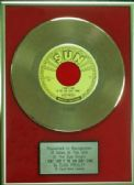 "Elvis Presley - 24 Carat Gold 7"" Disc - I Don't Care If The Sun Goes Down(Sun Recording)"